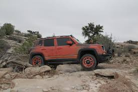 moab jeep safari 2017 daystar products international jeep renegade hitting the trails in