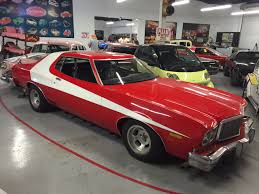 What Was The Starsky And Hutch Car Starsky And Hutch Grand Torino U2022 Hollywood Cars Museum