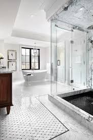 100 Black And White Tile Bathroom Ideas Best 25 Farmhouse Best 25 Modern Luxury Bathroom Ideas On Pinterest Homes Nice