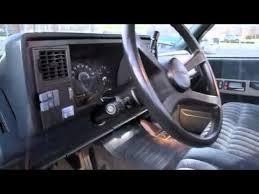 2002 Chevy Silverado Interior 1991 Chevrolet Silverado Start Up Exhaust And In Depth Tour
