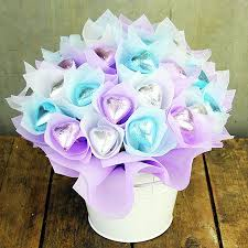 chocolate flowers chocolate flowers lovely lilac sydney only