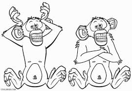 madagascar coloring page 28 images madagascar coloring pages