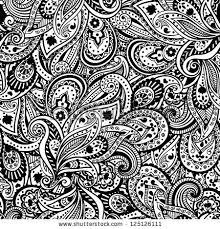 paisley pattern vector paisley pattern stock vector 125126111 shutterstock