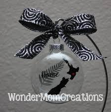 new zealand ornament new zealand by wondermomcreations