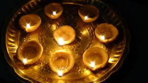 how to make diyas at home for diwali home made diyas by latha