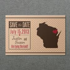 postcard save the dates wisconsin save the date postcard template print
