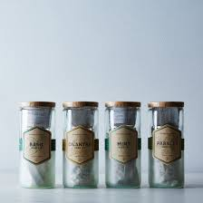 Mason Jar Wall Planter by Eco Planter Herb Kit On Food52