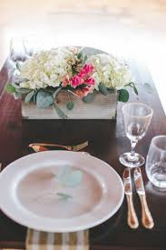How To Make A Flower Centerpiece Arrangements by How To A Modern Diy Hydrangea Centerpiece That Anyone Can Make