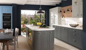 Kitchen Designers Glasgow by 1909 Slab Door A Classic British Kitchen