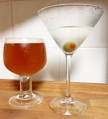 martini dry ginever and a dry gin martini beancurdturtle brewing llc