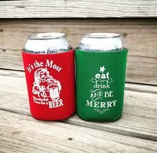 2 pack christmas koozies christmas party christmas gift