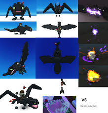 toothless adorable dragon mod trove
