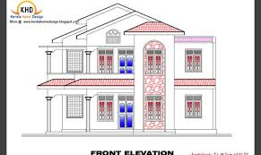 Kerala Home Design Floor Plan Elevation House Plan 26 Photo Gallery Building Plans Online 81479