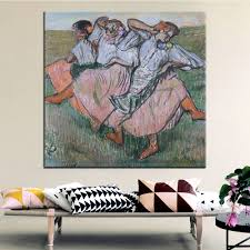 russian home decor compare prices on dancer painting online shopping buy low price
