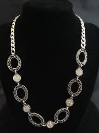 crystal link necklace images 197 best brighton jewelry images jpg