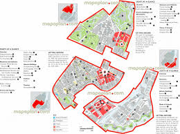 Copenhagen Metro Map by Copenhagen Map Copenhagen Central Districts Top Highlights Guide
