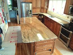 Kitchen Countertops Quartz Kitchen Countertops Quartz Two Wooden Bar Stool On The Wooden