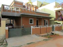 Indian House Design Front View India House Front Wall Designs Indian House Boundary Wall Designs