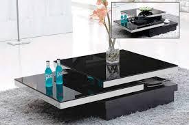 Black Modern Coffee Table Interior Modern Coffee Table Accessories Modern Coffee Table
