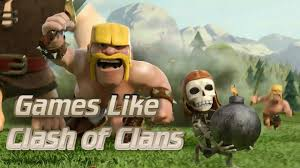 clash of clans hd wallpapers 9 fun games like clash of clans that you should play online fanatic