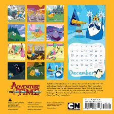 design wall calendar 2015 adventure time 2015 mini wall calendar cartoon network enterprises