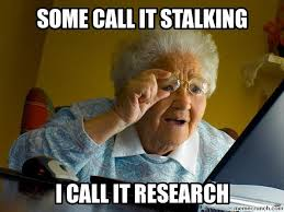 Research Meme - v research