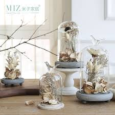 aliexpress com buy miz home 1 set m size ceramic cover vase and