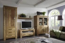 Wohnzimmer Modern Eiche Wohnwand Massivholz Wildeiche Geölt Massiv Echtholz