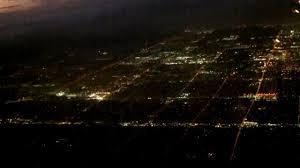 imagenes miami de noche aterrizando en miami de noche hd youtube