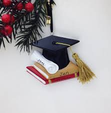 personalized graduation ornament personalized graduation christmas ornament college graduation