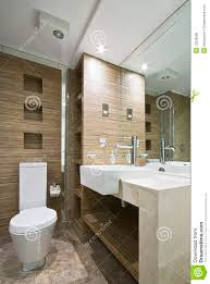 Marble Bathroom Marble Bathroom With Mosaic Tiles Royalty Free Stock Image Image