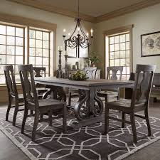rowyn wood extending dining table set by signal hills new house