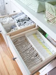 Diaper Organizer For Changing Table I Bought This Months Ago And Never Used It Now It Has A Purpose