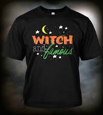 witch and famous t shirt halloween t shirts