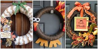 thanksgiving door wreaths alluring thanksgiving door wreath