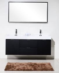 59 Inch Double Sink Bathroom Vanity by Bliss 60