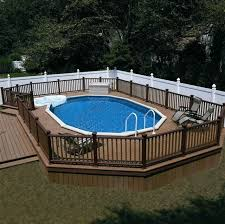 images of above ground pools 126 best above ground pool decks