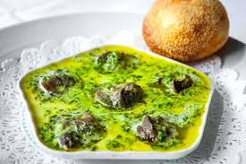 comment cuisiner du bar cuisine et bar escargots bourguignonne snails baked in garlic and