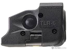 springfield xd tactical light streamlight tlr 6 led weapon light w red laser model springfield