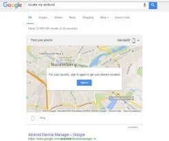 how to locate my android locate my android device find your lost android or tablet in