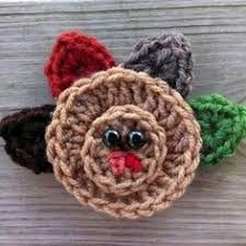 turkey coasters free crochet pattern turkey free pattern and
