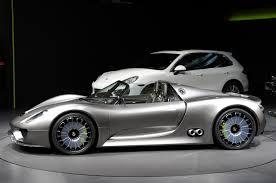 Porsche 918 Spyder Concept - porsche 918 spyder hybrid concept live in geneva img 8 it u0027s your