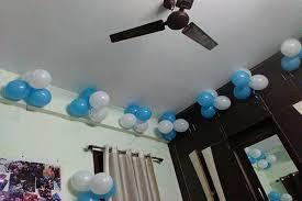 Balloon Decor Ideas Birthdays 1000 Simple Balloon Decoration Ideas At Home Quotemykaam