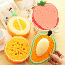 Not Contaminated With Oil Washing by Cheap Fruit Sponge Craft Find Fruit Sponge Craft Deals On Line At