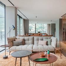 patricia urquiola designs hotel il sereno on the shores of lake