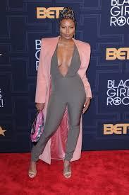 celebrity looks for less eva marcille u0027s red carpet look