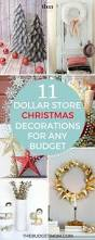 New Years Decorations Dollar Store by 30 Dollar Store Christmas Decor Ideas Dollar Store Christmas