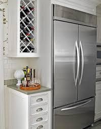 Kitchen Aid Cabinets by Best 25 Kitchenaid Refrigerator Ideas On Pinterest Kitchen