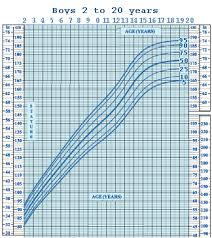 growing chart hgh to grow taller