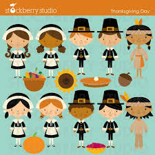 thanksgiving clip pilgrims and indians happy easter